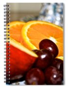 Focus Food Spiral Notebook