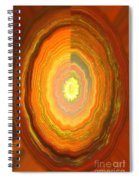 Focus On Your Inner Strength Spiral Notebook