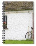 Folk Village Museum, Glencolmcille Spiral Notebook