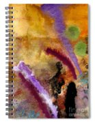 Follow Me I Know The Way Spiral Notebook