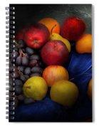 Food - Fruit - Fruit Still Life  Spiral Notebook