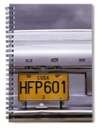 Food Ford Spiral Notebook