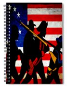 For Liberty Spiral Notebook