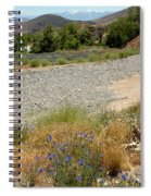 For Purple Mountain Majesties Spiral Notebook