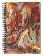 For Want Of Spiral Notebook