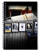 For Your Pleasure Spiral Notebook