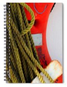 For Your Safety-ii Spiral Notebook