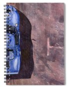 Ford Gt40 Leman Classic Spiral Notebook