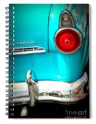Ford Overdrive Spiral Notebook