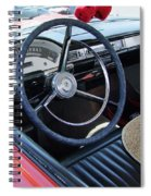 Ford Ranchero Seating Spiral Notebook