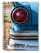 Ford Tail Spiral Notebook