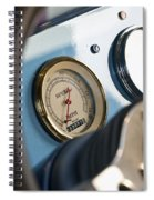 Ford Truck Dashboard Spiral Notebook