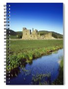 Fore Abbey, Co Westmeath, Ireland Spiral Notebook