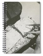 Forensics Spiral Notebook