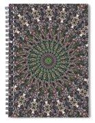 Forest Mandala 2 Spiral Notebook