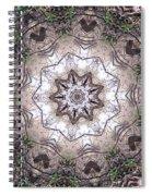 Forest Mandala 4 Spiral Notebook
