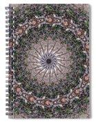 Forest Mandala 5 Spiral Notebook