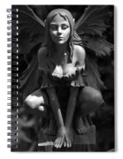 Forest Nymph Spiral Notebook