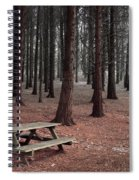 Forest Table Spiral Notebook