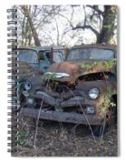 Forever Parked Spiral Notebook