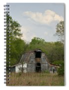 Forgotten Barn 1 Spiral Notebook