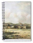 Fort Bridger, Wyoming, 1852 Spiral Notebook