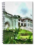 Fort Canning Park Visitor Centre Spiral Notebook