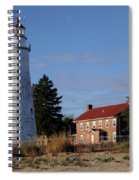 Fort Gratiot Lighthouse Spiral Notebook