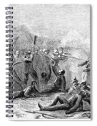 Fort Pillow Massacre, 1864 Spiral Notebook