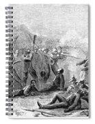 Fort Pillow Massacre, 1864 Spiral Notebook