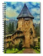 Fortified Faith Spiral Notebook