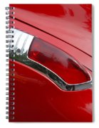 Forty Nine Buick Spiral Notebook