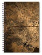 Fossilite Spiral Notebook