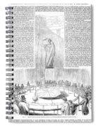 Foucaults Pendulum, 1851 Spiral Notebook