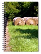 Four Corners Spiral Notebook
