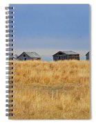 Four In A Row  Spiral Notebook