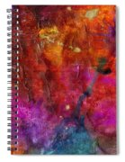 Fourth Of July 2012 Spiral Notebook