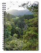 Foyers Valley Spiral Notebook