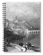 France: Blois Spiral Notebook