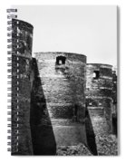 France: Chateau Dangers Spiral Notebook