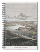 France: Dieppe, 1822 Spiral Notebook