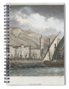 France: Toulon, C1850 Spiral Notebook