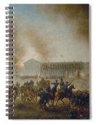Franco-prussian War, 1870 Spiral Notebook