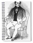 Francois Vidocq (1775-1857) Spiral Notebook
