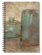 Frankhoma Pottery Spiral Notebook
