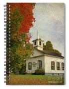 Franklin Church Spiral Notebook