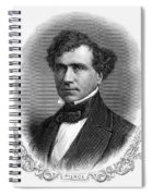 Franklin Pierce (1804-1869) Spiral Notebook