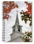Franklin Steeple Spiral Notebook