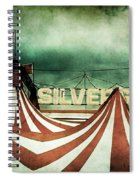 Freak Show Spiral Notebook