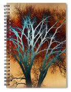 Freaky Tree 1 Spiral Notebook
